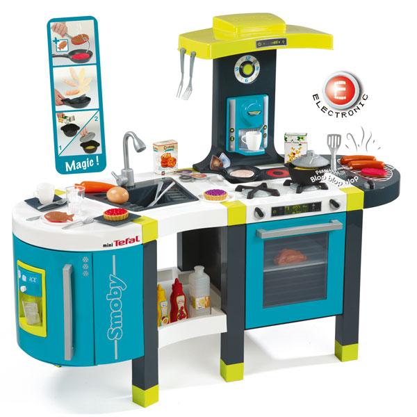 Smoby tefal frans z oyuncak mutfak seti 311200 tl for Cuisine smoby tefal